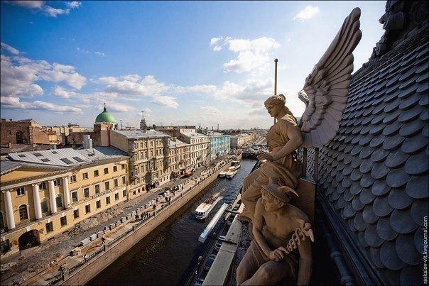 Где Назначить Свидание в Петербурге?