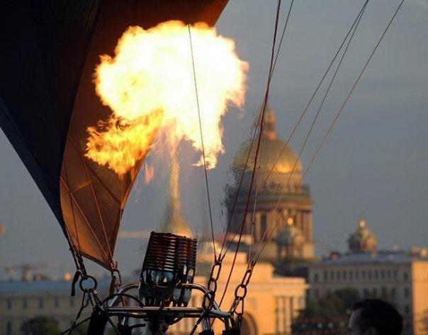 25 способов, полюбоваться на Петербург с высоты