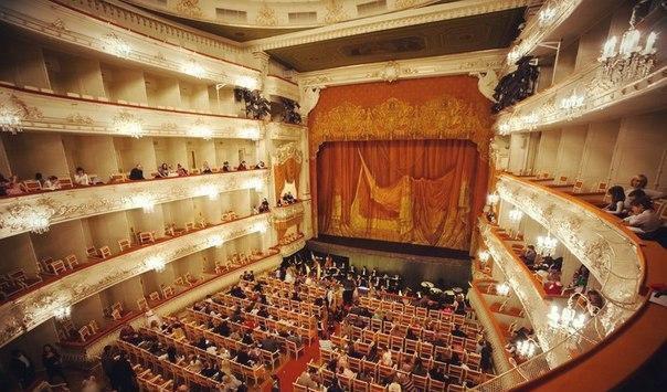 Скидки в театры Петербурга