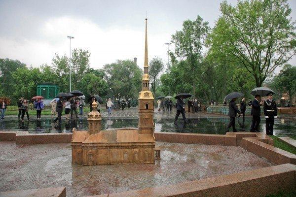 Оригинальные достопримечательности Санкт-Петербурга