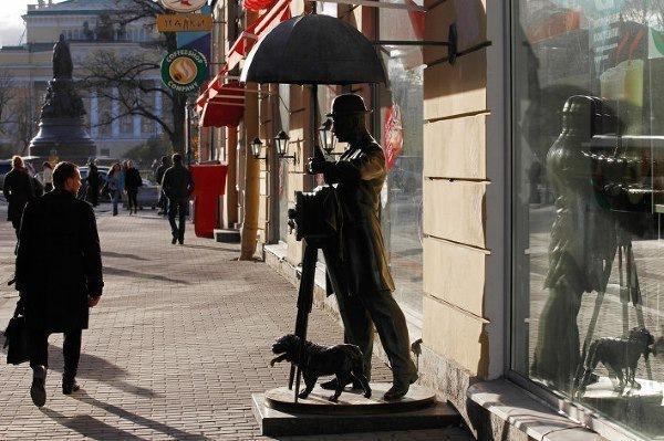 «Счастливый» маршрут по Петербургу