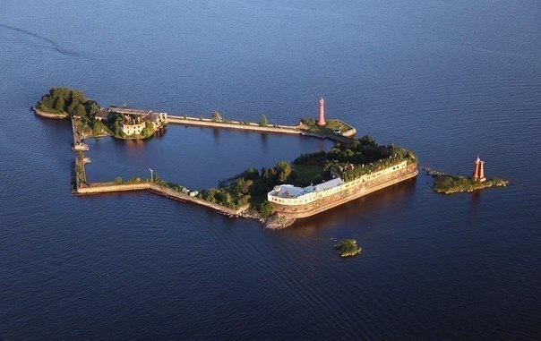 Топ-8 фортов Кронштадтской крепости, которые стоит посетить