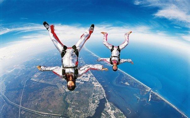 Где в Петербурге прыгнуть с парашютом