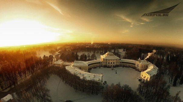 Увлекательная прогулка по Павловску