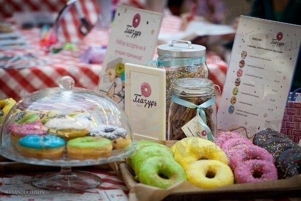 Побаловать себя сладким : заведения с самыми вкусными пончиками...