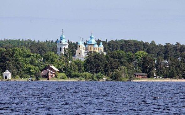 Самые красивые острова рядом с Петербургом