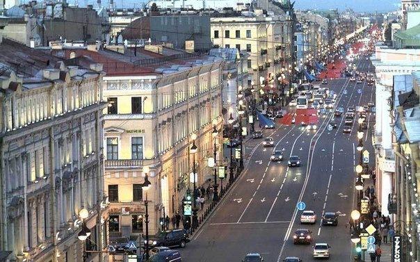 Проспекты Петербурга