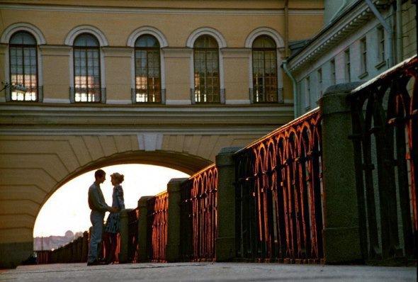 Самые романтичные места Петербурга