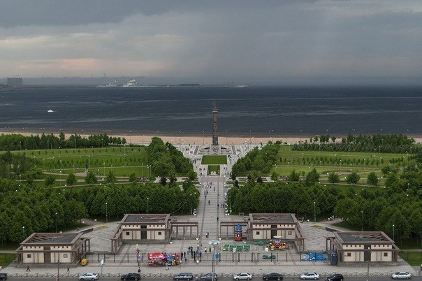 Места в Петербурге, где открывается замечательный вид на море