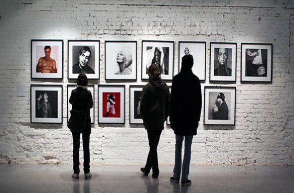 42 современные галереи Петербурга