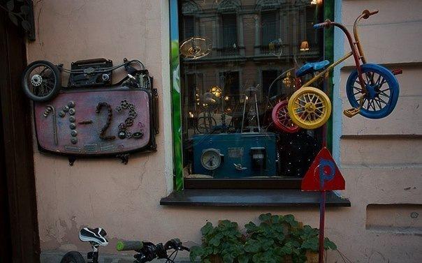 Магазины диковинных штучек в Петербурге