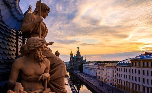 Путеводитель по городу: Петербург за один день