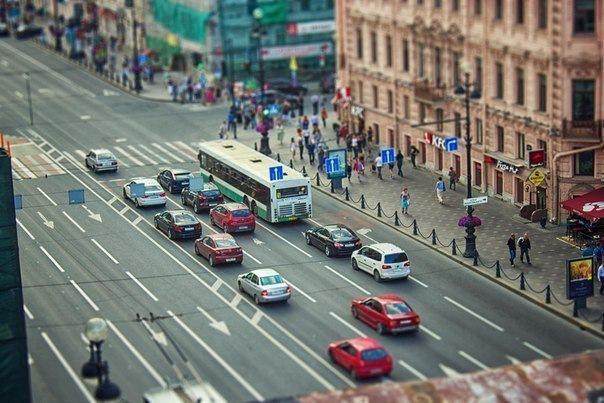 Маршрут вокруг станции Площадь Александра Невского
