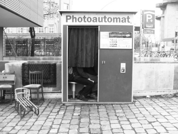 Где в Петербурге сфотографироваться в фотобудке