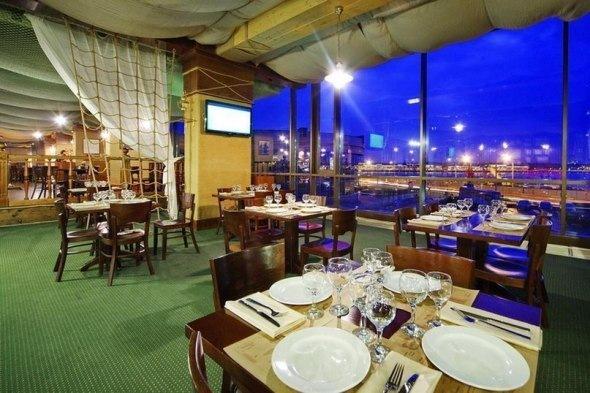 Лучшие рестораны у воды в Петербурге