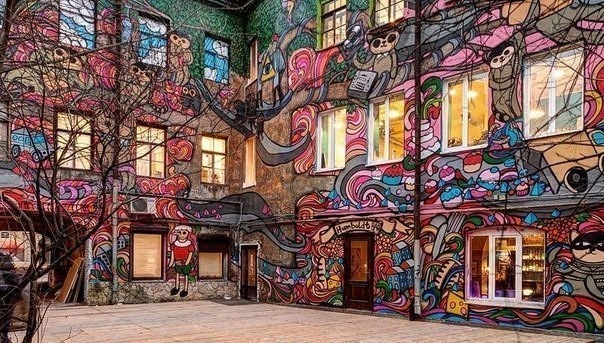 12 творческих пространств Петербурга