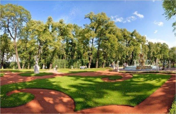 Графики работ парков и садов Петербурга