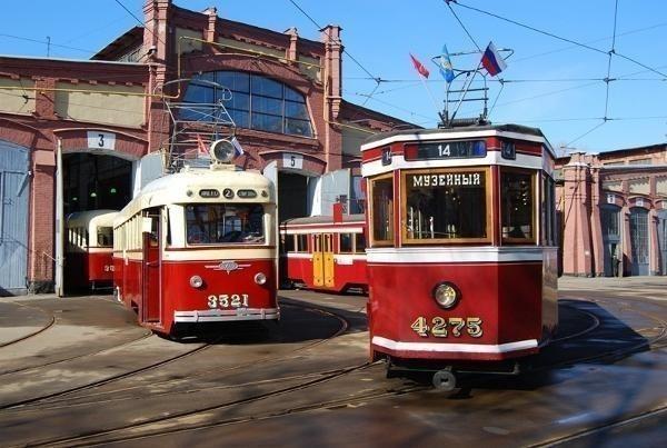 Самые интересные музеи транспорта в Петербурге