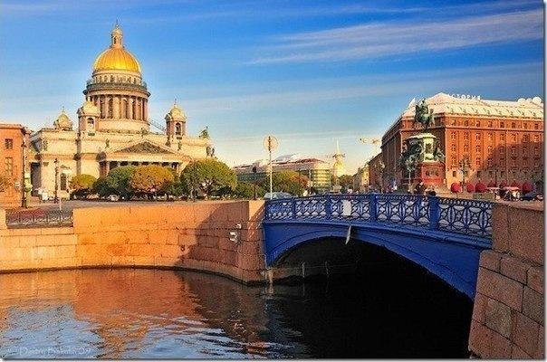 7 магических мест Петербурга