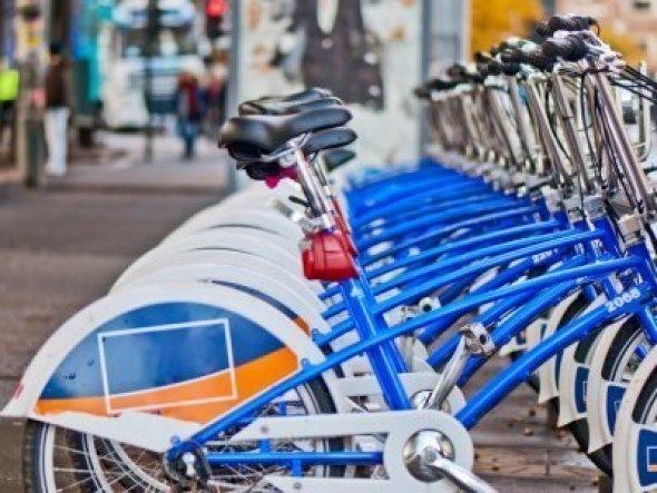 16 велотрасс, которые должны появиться в Петербурге в 2015 году