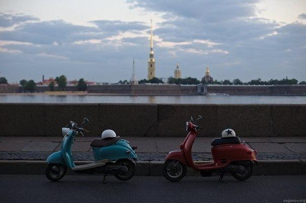 Топ-6 мест, где можно взять скутер напрокат