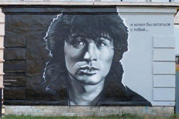 Петербургские адреса Виктора Цоя
