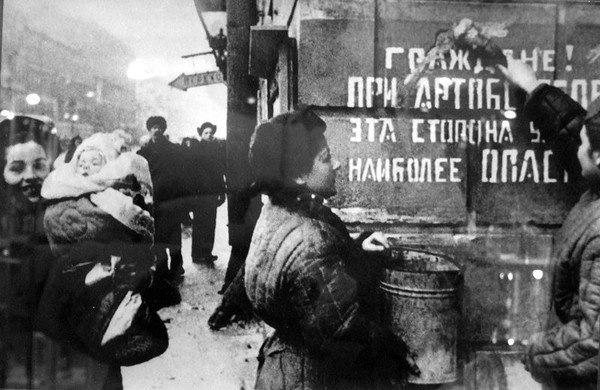 22 блокадных места в Петербурге