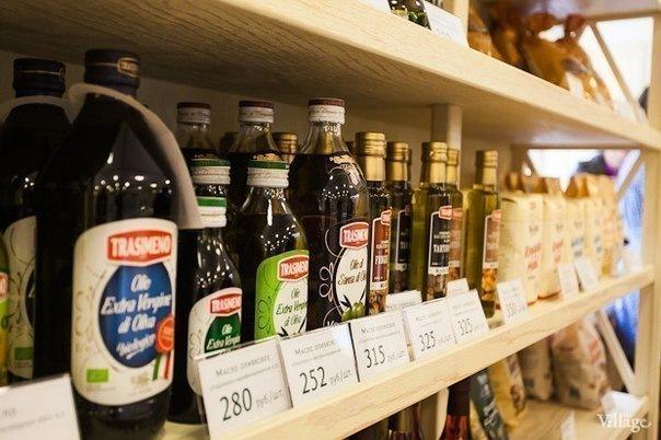 Магазины эко-продуктов в Петербурге
