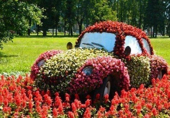 Развлечения в парках Петербурга — сохрани на стену и гуляй