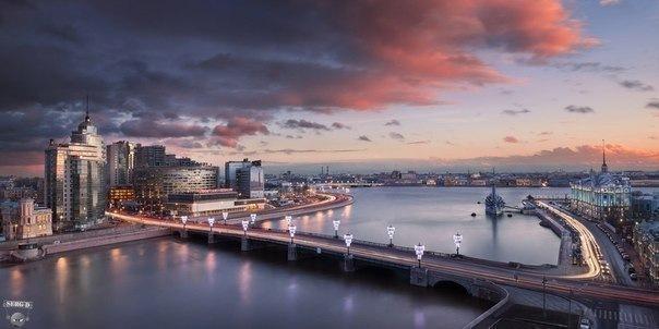 Список панорамных площадок, с высоты которых можно насладиться живописным видом Петербурга....