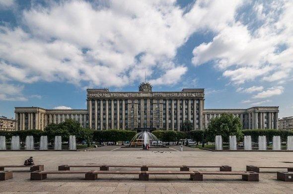 Лучшие здания Сталинского ампира
