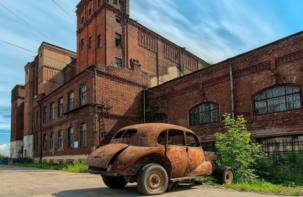Топ-10 заброшенных мест Петербурга