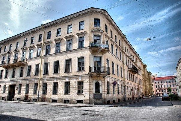 Самые литературные места Петербурга
