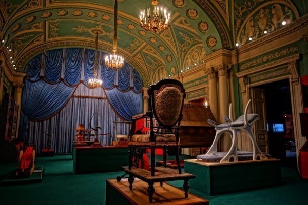 5 новых музеев Петербурга