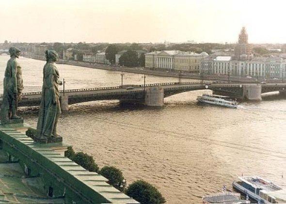 Семь магических мест Петербурга