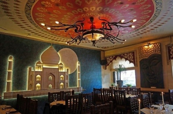 Топ-6 аутентичных ресторанов индийской кухни в Петербурге