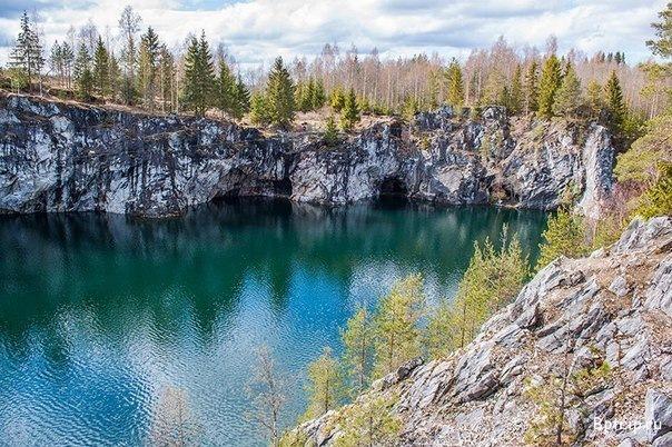 5 самых красивых водопадов Ленобласти и Карелии