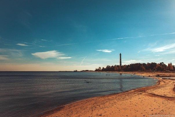 8 маяков Петербурга и Ленинградской области