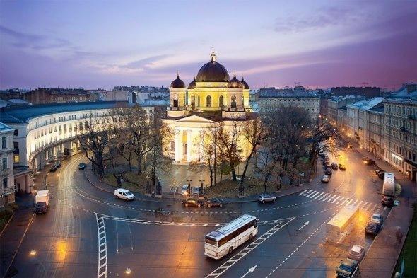 10 мест, где находятся святыни Санкт-Петербурга