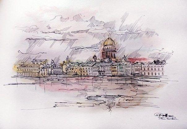 25 произведений о Петербурге