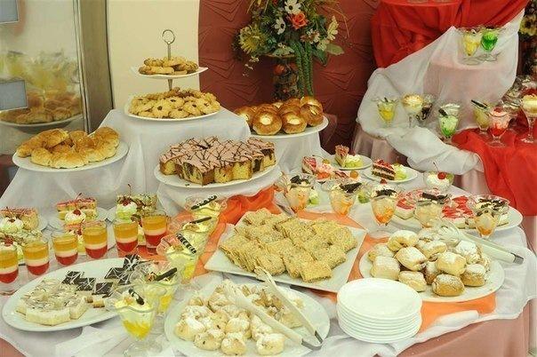 Рестораны со шведским столом в Петербурге