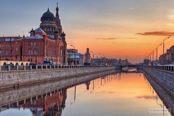 Интересный маршрут вокруг станции метро «Лиговский проспект»