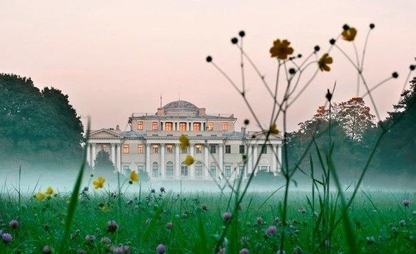 Пешком по Петербургу: усадьбы Северной Пальмиры