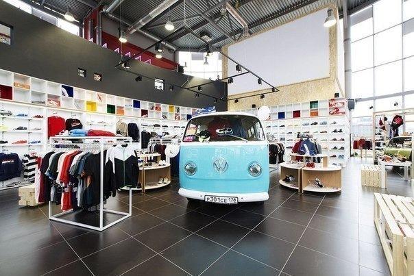 Магазины Петербурга, где всегда скидки