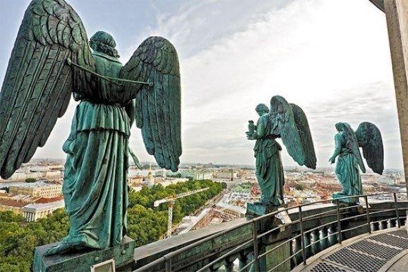 Ангелы Петербурга