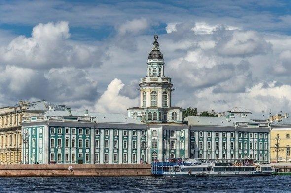 Десять шедевров Васильевского острова