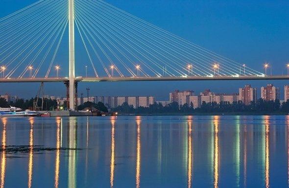 Самые-самые мосты Петербурга: