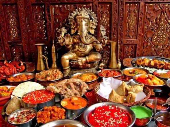 Топ-3 ресторанов индийской кухни в Петербурге