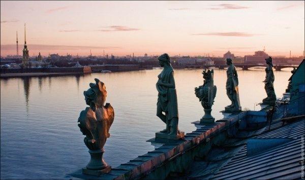 Список самых необычных достопримечательностей Петербурга