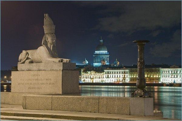 13 памятников Петербурга, приносящие удачу